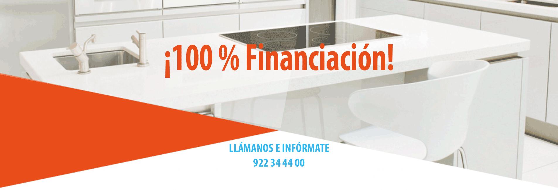 ¡Financiación 100!